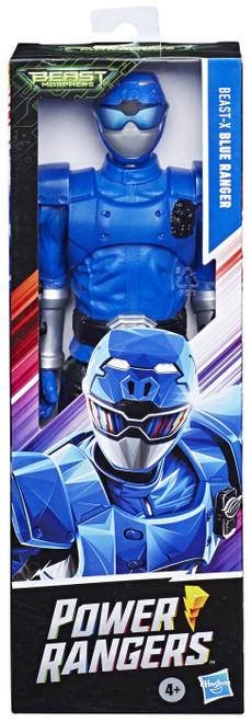 Power Rangers Beast Morphers Beast-X Blue Ranger Action Figure