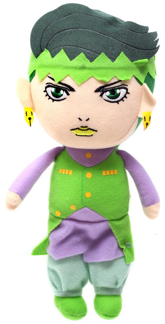 Jojo's Bizzare Adventure Rohan Kishibe 11-Inch Plush