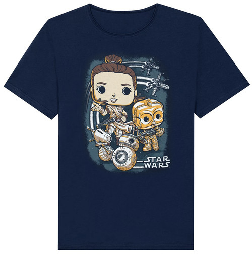 Funko Star Wars Rise of the Skywalker Exclusive T-Shirt [2X-Large]