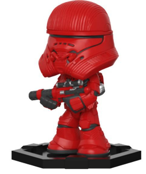 Funko Star Wars The Rise of Skywalker Sith Jet Trooper 1/12 Mystery Minifigure [Loose]