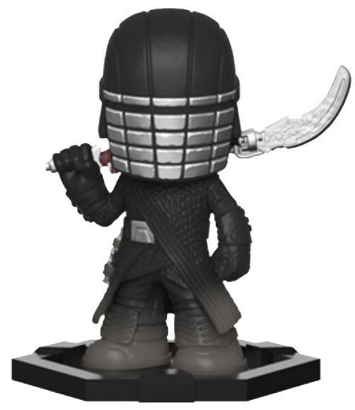 Funko Star Wars The Rise of Skywalker Knight of Ren (Scythe) 1/12 Mystery Minifigure [Loose]
