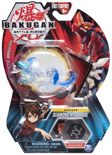 Bakugan Battle Planet Battle Brawlers Bakugan Diamond Hydorous