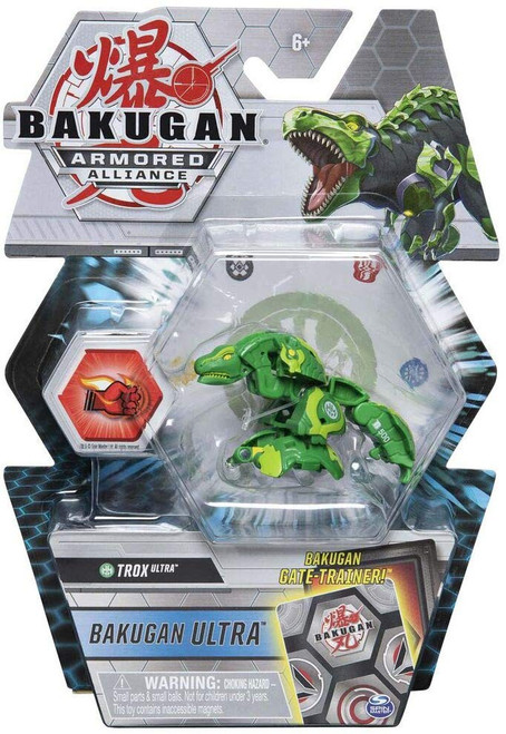 Bakugan Battle Planet Armored Alliance Trox Ultra