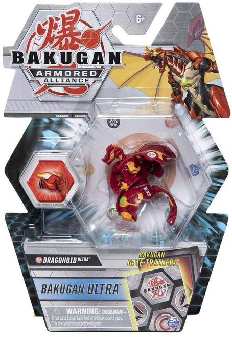 Bakugan Armored Alliance Dragonoid Ultra