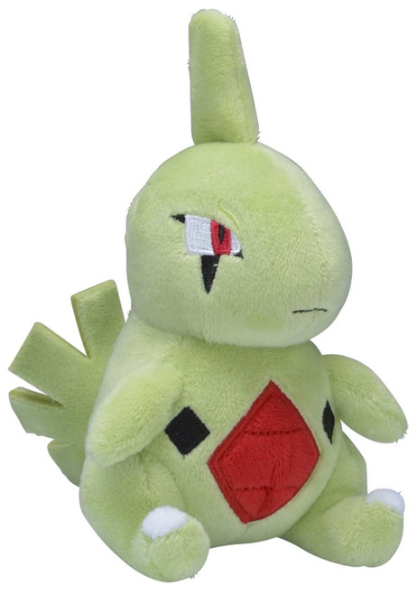 Pokemon Sitting Cuties Larvitar Exclusive 6-Inch Plush