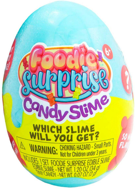 Foodie Surprise Season 1 Candy Slime Mystery Pack