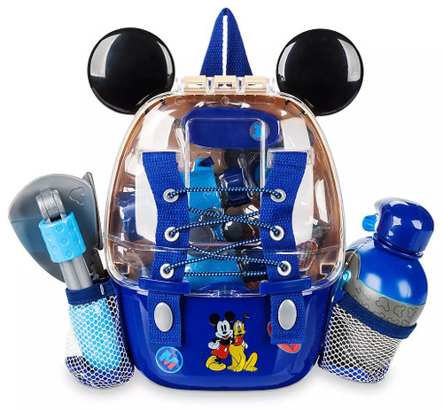 Disney Mickey Mouse Mouse-Ka-Explorer Exclusive Playset [Blue]