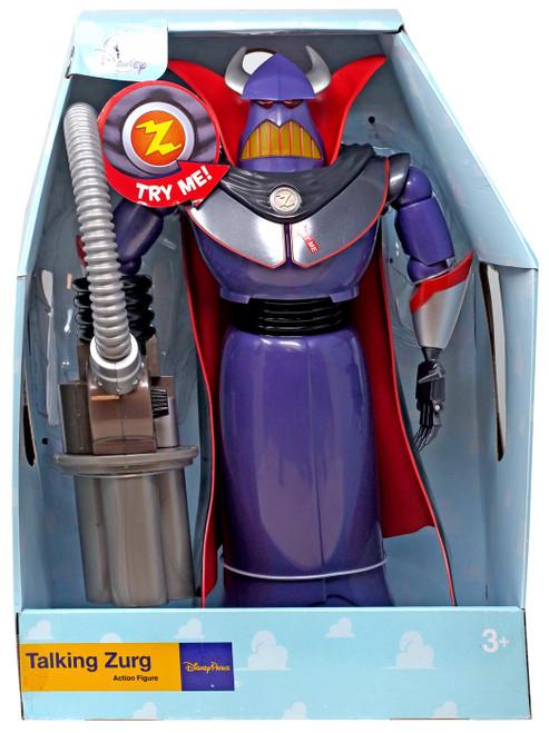 Disney Toy Story Talking Zurg Action Figure