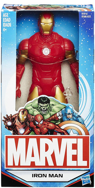 Marvel Basic Iron Man Action Figure
