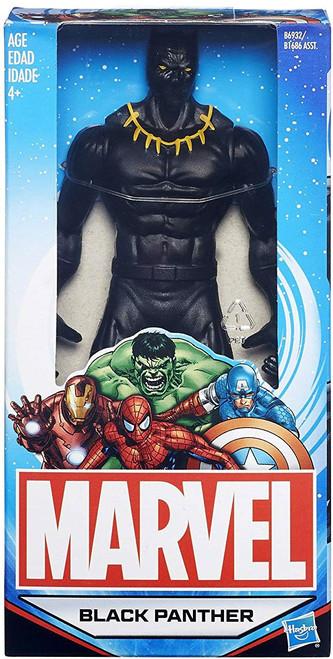 Marvel Basic Black Panther Action Figure