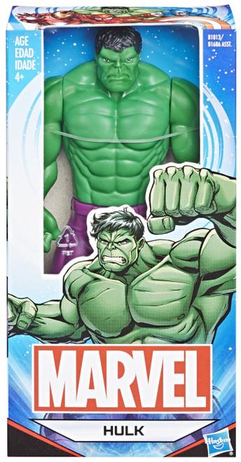 Marvel Basic Hulk Action Figure