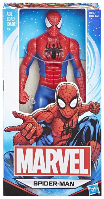 Marvel Basic Spider-Man Action Figure