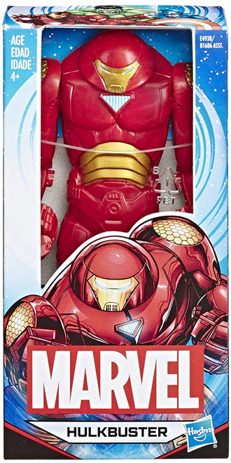 Marvel Basic Hulkbuster Action Figure