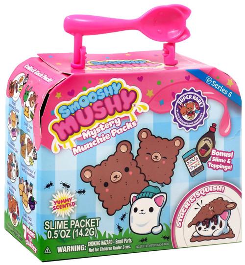 Smooshy Mushy Series 6 Mystery Munchie Pack [RANDOM Style!]