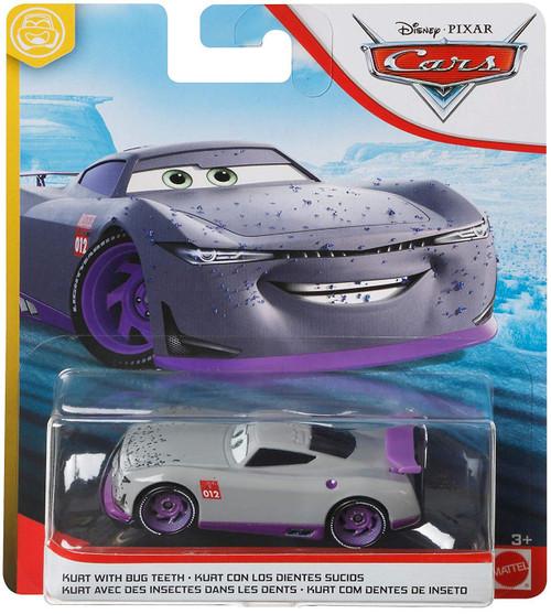 Disney / Pixar Cars Cars 3 Funny Flashbacks Kurt with Bug Teeth Diecast Car