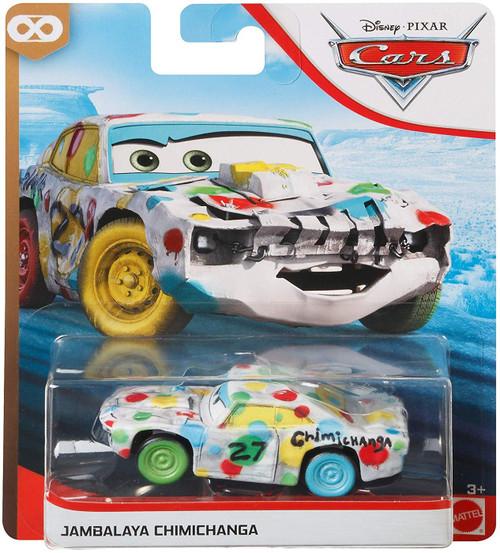 Disney / Pixar Cars Cars 3 Thunder Hollow Jambalaya Chimichanga Diecast Car