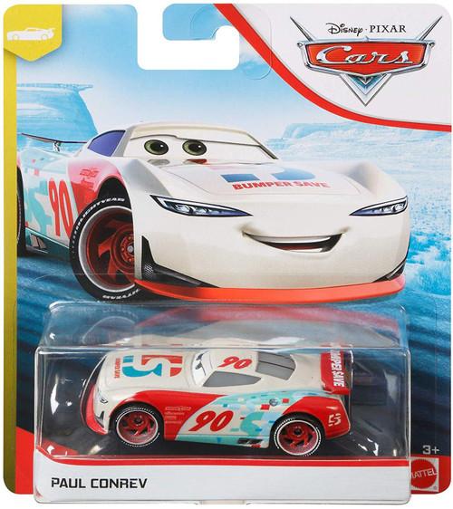 "Disney / Pixar Cars Cars 3 ""Next-Gen"" Piston Cup Racers Paul Conrev Diecast Car"