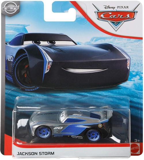 Disney / Pixar Cars Cars 3 Silver Collection Jackson Storm Diecast Car