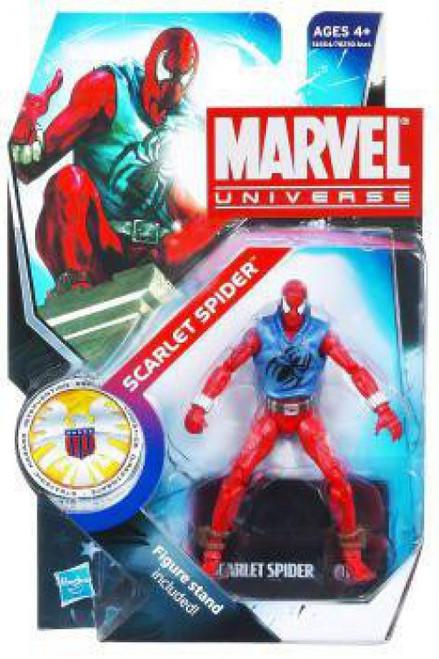 Marvel Universe Series 14 Scarlet Spider Action Figure #14 [Random Packaging, Loose]