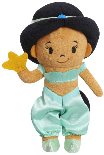 Disney Aladdin Jasmine 6.5-Inch Bean Plush