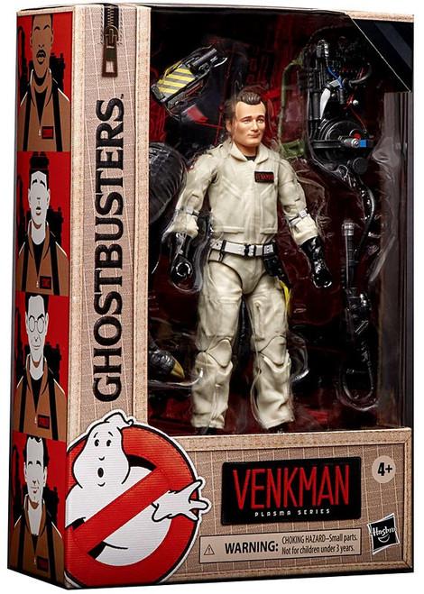 Ghostbusters Plasma Series Peter Venkman Action Figure