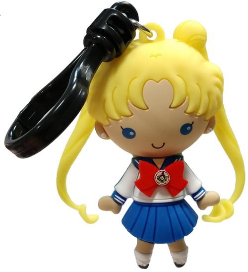 3D Figural Keyring Series 3 Sailor Moon (Usagi Tsukino) Keychain [Loose]