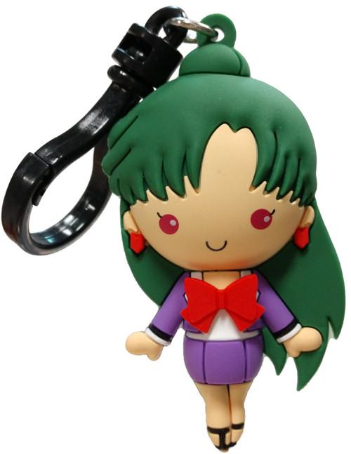Sailor Moon 3D Figural Keyring Series 3 Sailor Pluto (Setsuna Meioh) Keychain [Loose]