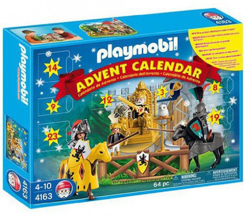 Playmobil Emperor's Knights Tournament Set #4163 [Damaged Package]