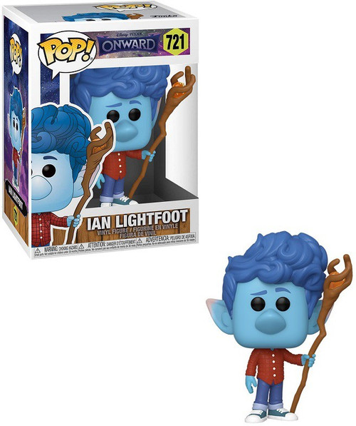 Funko Onward POP! Disney Ian Lightfoot Vinyl Figure #721