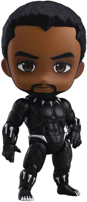 Marvel Avengers Infinity War Nendoroid Black Panther Action Figure #955-DX