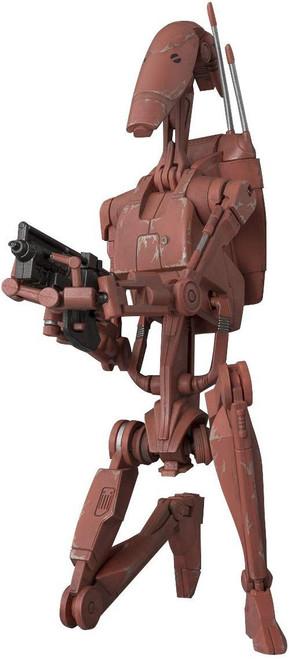 Star Wars S.H. Figuarts Battle Droid Action Figure [Geonosis Color]