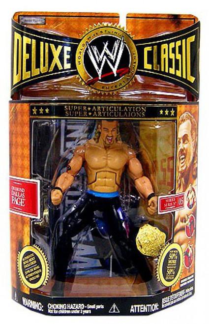 WWE Wrestling Deluxe Classic 5 Diamond Dallas Page Action Figure
