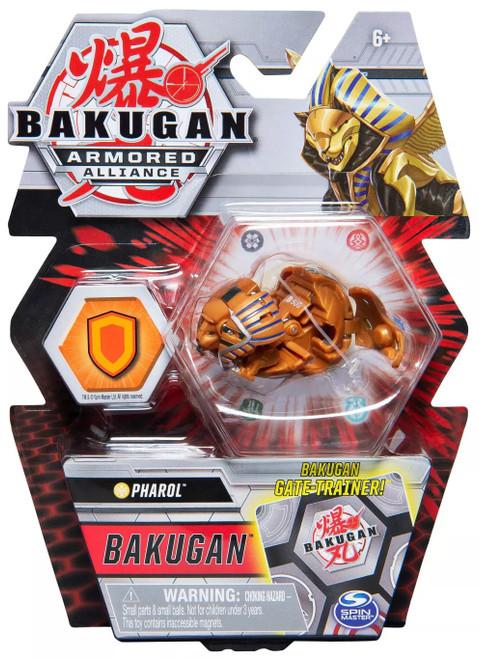 Armored Alliance Bakugan Pharol