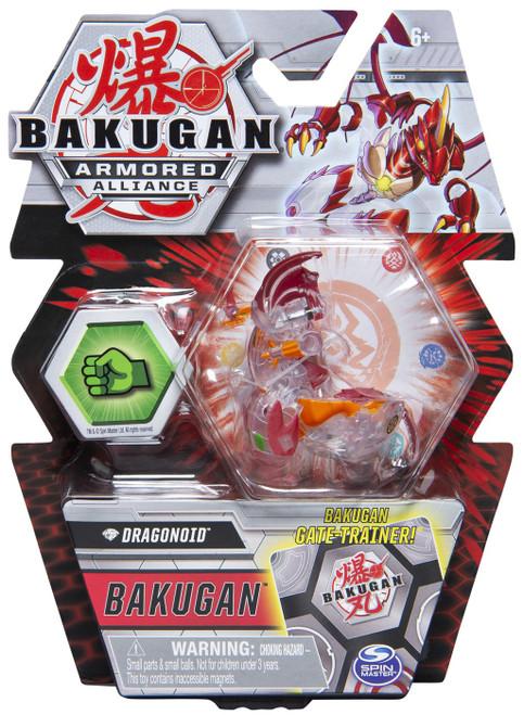 Armored Alliance Bakugan Dragonoid [Diamond]