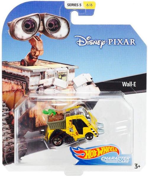 Disney Hot Wheels Character Cars Series 5 Wall-E Die Cast Car #6/6