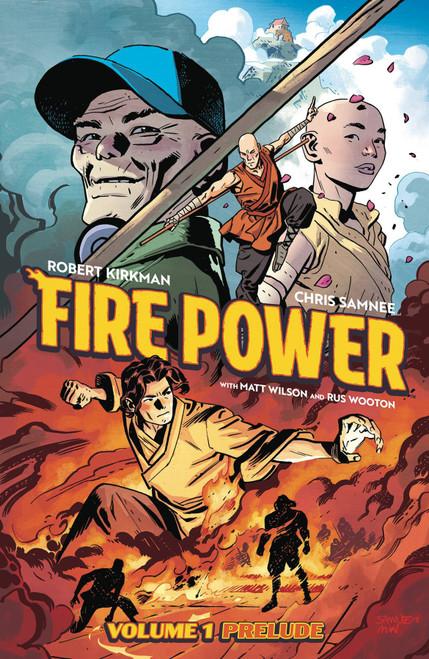 Image Comics Fire Power Prelude Trade Paperback Comic Book #1 [By Robert Kirkman & Chris Samnee]
