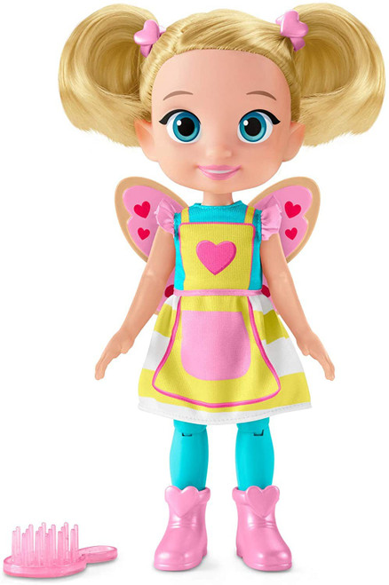 Fisher Price Butterbean's Cafe Fairy Sweet Scented Cricket 11-Inch Doll