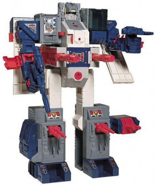 Transformers Japanese Renewal Encore Fortress Maximus Action Figure #23 [Damaged Package]