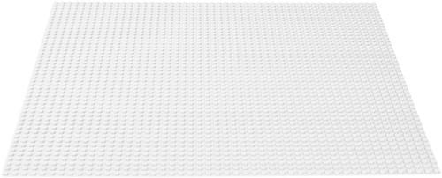 LEGO Classic White Baseplate Set #11010