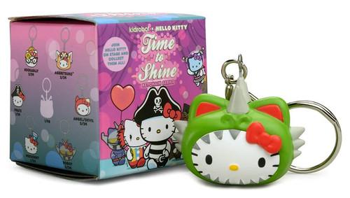 Sanrio Hello Kitty Vinyl Keychain Time To Shine Mystery Pack [1 RANDOM Figure]