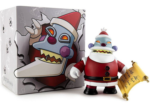 "Futurama ""Nice"" Robot Santa 6-Inch Medium Figure (Pre-Order ships March)"