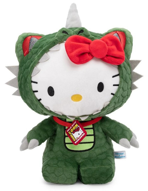 Sanrio Hello Kitty Cosplay Kaiju 16-Inch Plush