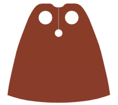 LEGO Star Wars Jedi Reddish Brown Cape Loose Accessory [Loose]