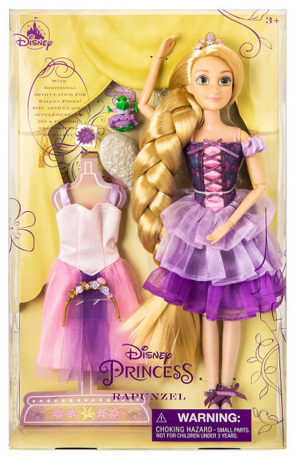 Disney Princess Tangled Rapunzel Ballet Exclusive 11.5-Inch Doll