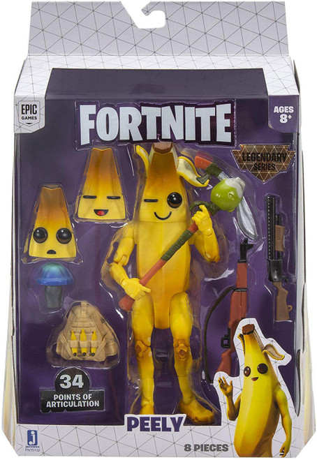Fortnite Legendary Series Peely Action Figure