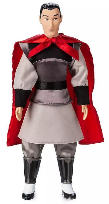 Disney Princess Mulan Classic Li Shang Exclusive 12-Inch Doll [2020]