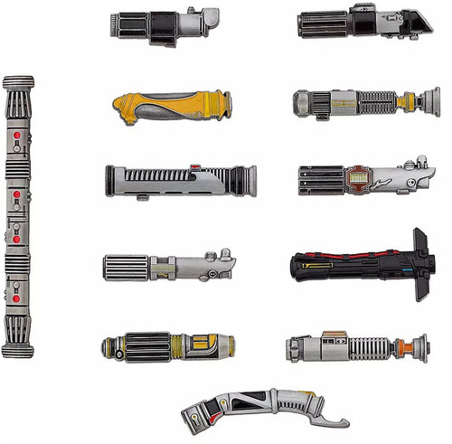 Disney Star Wars Lightsaber Exclusive Pin Set [Limited Edition]