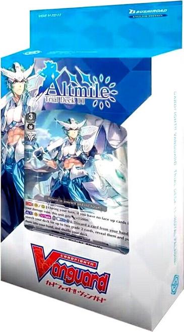 Cardfight Vanguard Trading Card Game Altmile Trial Deck VGE-V-TD11