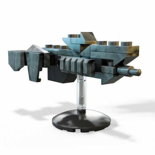 Halo A New Dawn UNSC Infinity Ultra Rare Minifigure [Loose]