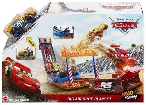 Disney / Pixar Cars Cars 3 XRS Mud Racing Big Air Drop Playset